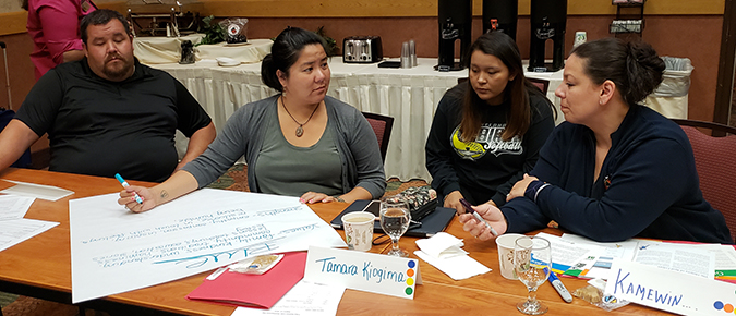 Extension to develop tribal-focused leadership program